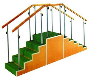 训练用扶梯(两项)