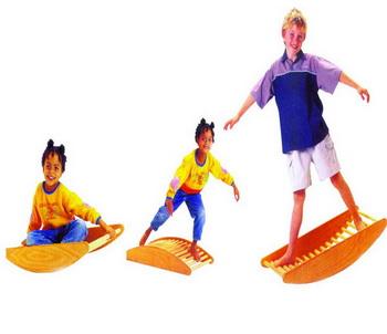 木质踩踏板