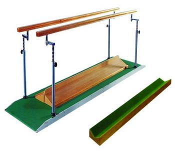 平衡杠及附件(高度、宽度可调)